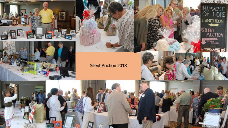 Harvest of Hope 2018 Silent Auction